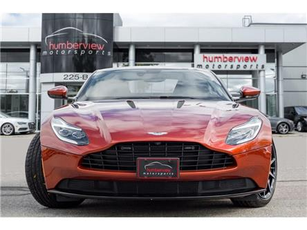 2018 Aston Martin DB11 5.2L V12|600HP|516TQ|NAVI|VENTED SEATS (Stk: 19HMS1036) in Mississauga - Image 2 of 26