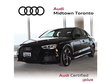 2019 Audi A3 45 Technik (Stk: P7485) in Toronto - Image 1 of 30