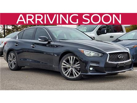 2018 Infiniti Q50  (Stk: N20011A) in Guelph - Image 1 of 9