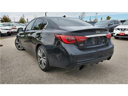 2018 Infiniti Q50  (Stk: N20011A) in Guelph - Image 2 of 9