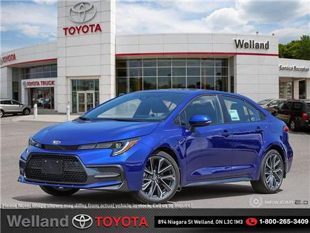 2020 Toyota Corolla XSE (Stk: COR6852) in Welland - Image 1 of 24