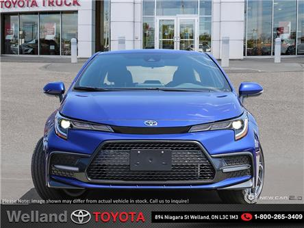 2020 Toyota Corolla XSE (Stk: COR6852) in Welland - Image 2 of 24