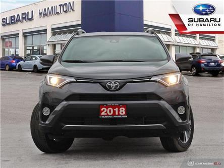 2018 Toyota RAV4 XLE (Stk: S7887A) in Hamilton - Image 2 of 23