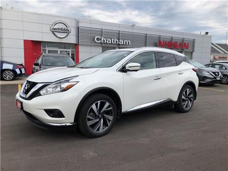 2017 Nissan Murano  (Stk: 9246A) in Chatham - Image 1 of 16