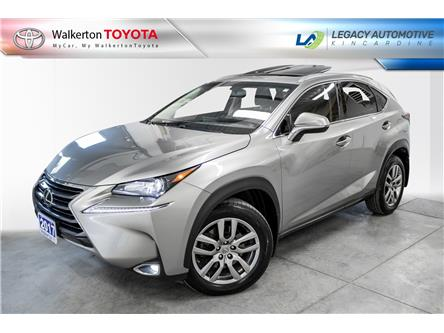 2017 Lexus NX 200t Base (Stk: P9132) in Walkerton - Image 1 of 17