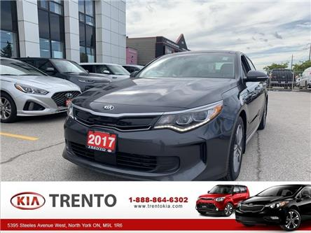 2017 Kia Optima Hybrid  (Stk: 8207AA) in North York - Image 1 of 20