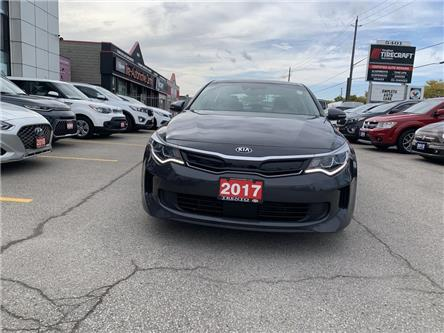 2017 Kia Optima Hybrid  (Stk: 8207B) in North York - Image 2 of 20