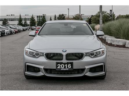 2016 BMW 435i xDrive (Stk: 22470A) in Mississauga - Image 2 of 21