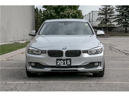 2015 BMW 320i xDrive (Stk: U5659A) in Mississauga - Image 2 of 22