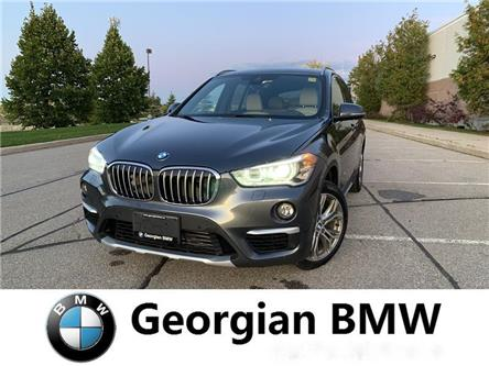 2017 BMW X1 xDrive28i (Stk: B19153-1) in Barrie - Image 1 of 13