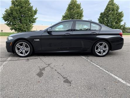 2014 BMW 535d xDrive (Stk: P1556) in Barrie - Image 2 of 14