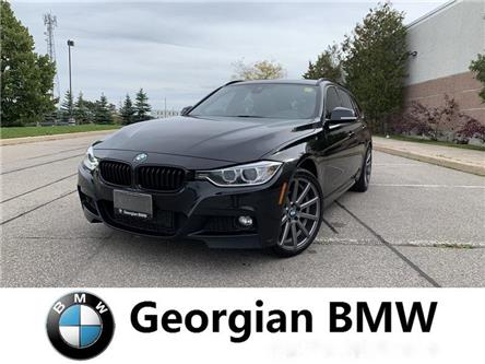 2015 BMW 328i xDrive Touring (Stk: P1558) in Barrie - Image 1 of 13