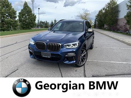 2019 BMW X3 M40i (Stk: P1559) in Barrie - Image 1 of 14