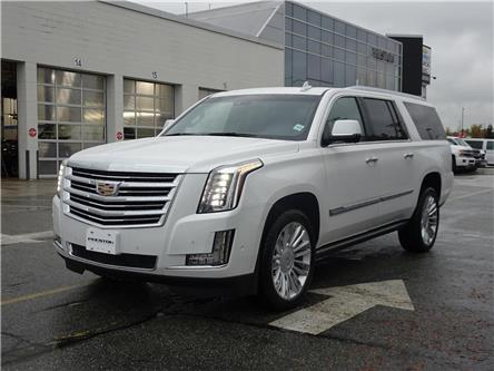 2020 Cadillac Escalade ESV Platinum (Stk: 0200650) in Langley City - Image 1 of 6