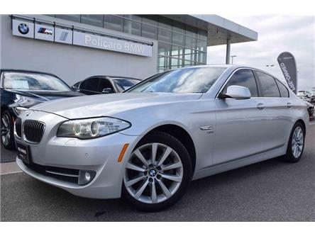 2012 BMW 528i xDrive (Stk: W02878T) in Brampton - Image 1 of 19