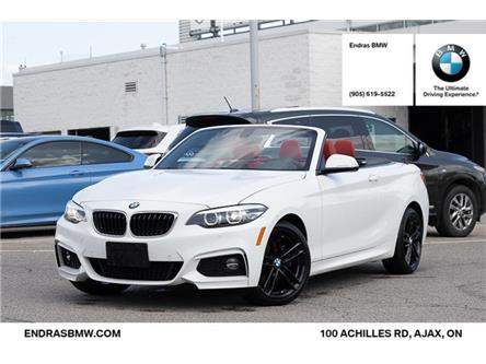 2018 BMW 230i xDrive (Stk: P5944) in Ajax - Image 1 of 20