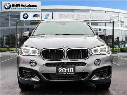2018 BMW X6 xDrive35i (Stk: P9184) in Thornhill - Image 2 of 29
