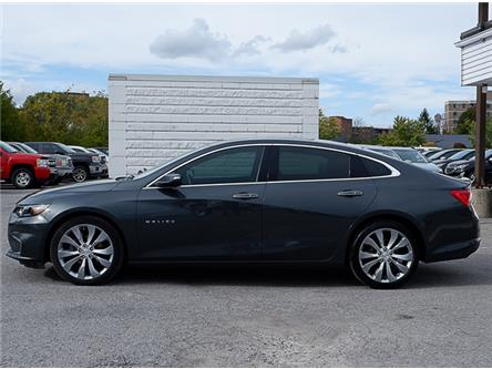 2017 Chevrolet Malibu Premier (Stk: 19663A) in Peterborough - Image 2 of 19