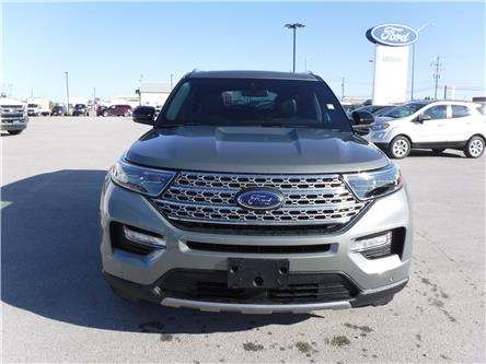 2020 Ford Explorer Limited (Stk: 20-01) in Kapuskasing - Image 2 of 11