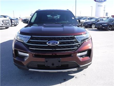 2020 Ford Explorer XLT (Stk: 20-03) in Kapuskasing - Image 2 of 10