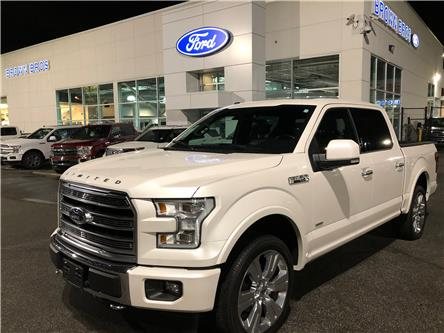2017 Ford F-150 Limited (Stk: OP19355) in Vancouver - Image 1 of 27