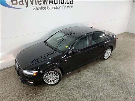 2016 Audi A4 2.0T Komfort plus (Stk: 35736W) in Belleville - Image 2 of 25