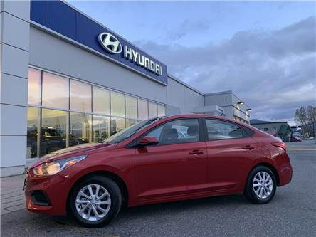 2019 Hyundai Accent Preferred (Stk: H19-0119P) in Chilliwack - Image 1 of 11