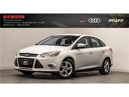 2012 Ford Focus SE (Stk: C7060A) in Woodbridge - Image 1 of 20