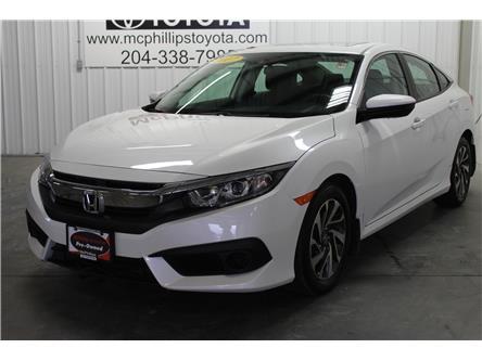 2017 Honda Civic EX (Stk: P025381A) in Winnipeg - Image 2 of 27