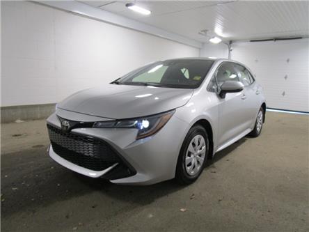 2019 Toyota Corolla Hatchback Base (Stk: 191360) in Regina - Image 1 of 24