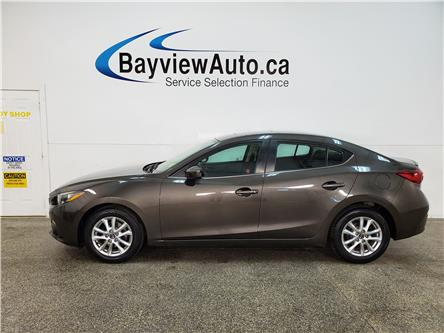2014 Mazda Mazda3 GS-SKY (Stk: 35085JA) in Belleville - Image 1 of 25