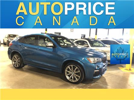 2017 BMW X4 M40i (Stk: H0659) in Mississauga - Image 1 of 30