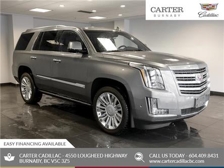 2019 Cadillac Escalade Platinum (Stk: C9-13560) in Burnaby - Image 1 of 24