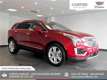 2019 Cadillac XT5 Platinum (Stk: C9-05630) in Burnaby - Image 1 of 24