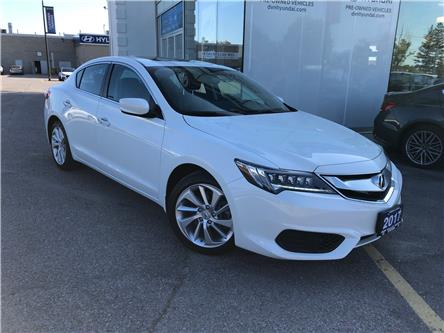 2017 Acura ILX Technology Package (Stk: 8050H) in Markham - Image 1 of 27
