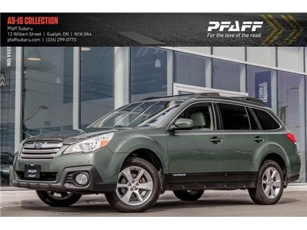 2014 Subaru Outback 2.5i Convenience Package (Stk: S00291A) in Guelph - Image 1 of 22
