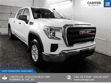 2019 GMC Sierra 1500 Base (Stk: 89-15150) in Burnaby - Image 1 of 13
