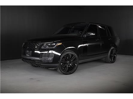 2019 Land Rover Range Rover 3.0L V6 Turbocharged Diesel HSE Td6 (Stk: MU2189) in Woodbridge - Image 2 of 20