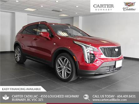 2019 Cadillac XT4 Sport (Stk: C9-81690) in Burnaby - Image 1 of 24