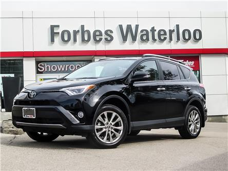 2018 Toyota RAV4 Limited (Stk: 95324A) in Waterloo - Image 1 of 26