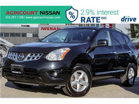 2013 Nissan Rogue S (Stk: KL791536A) in Scarborough - Image 1 of 27