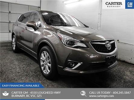 2019 Buick Envision Preferred (Stk: E9-56800) in Burnaby - Image 1 of 13