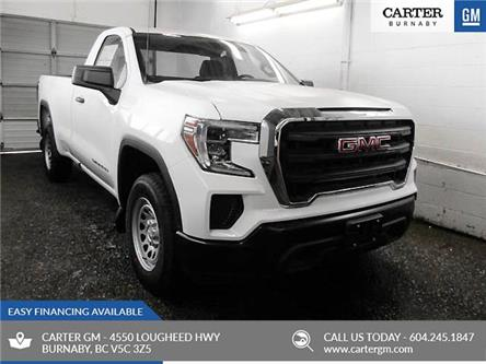 2019 GMC Sierra 1500 Base (Stk: 89-12060) in Burnaby - Image 1 of 11