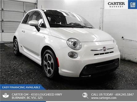 2016 Fiat 500E - (Stk: P9-59280) in Burnaby - Image 1 of 23