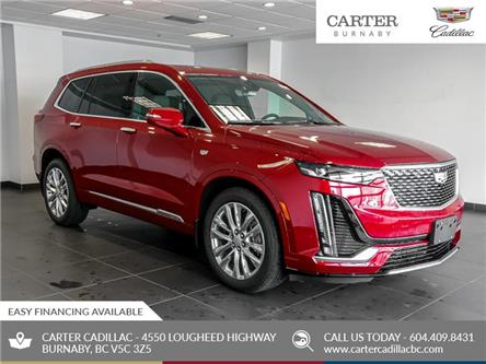 2020 Cadillac XT6 Premium Luxury (Stk: C0-44900) in Burnaby - Image 1 of 24