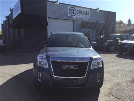 2011 GMC Terrain SLE-1 (Stk: ) in Winnipeg - Image 1 of 18