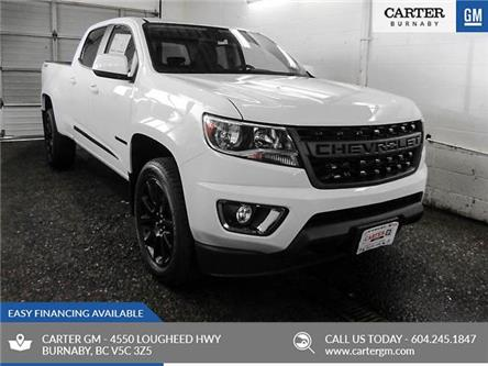 2019 Chevrolet Colorado LT (Stk: D9-87040) in Burnaby - Image 1 of 13