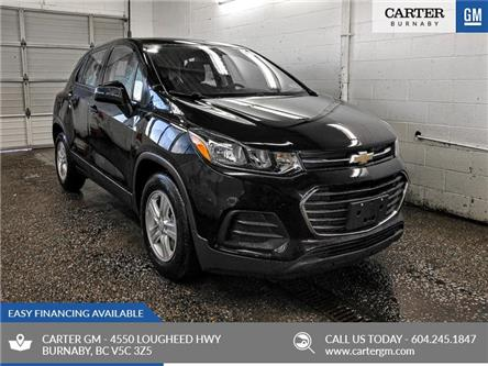 2019 Chevrolet Trax LS (Stk: T9-45460) in Burnaby - Image 1 of 11