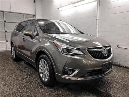 2019 Buick Envision Essence (Stk: E9-75160) in Burnaby - Image 2 of 11