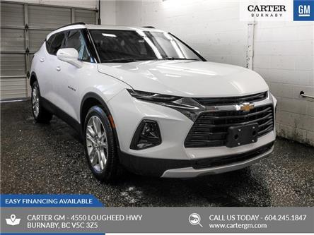 2019 Chevrolet Blazer 3.6 True North (Stk: Z9-60240) in Burnaby - Image 1 of 11